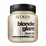 Redken (Редкен) Осветляющая паста с аммиаком Блонд Глэм (Blonde glam pure lightening cream power lift), 500 гр.