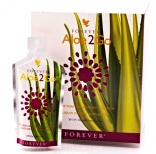 FLP (ФЛП) Форевер Алоэ 2 Гоу (коробка) (Forever Living Products), 30 пакетов x 89 мл