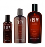 American Crew (Американ Крю) Шампунь, кондиционер и гель для душа 3 в 1 (3-in-1 Shampoo Conditioner And Body Wash), 100/250/450 мл.