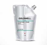 Goldwell (Голдвелл) Нейтрализатор 2 R/P (Straight And Shine Optimizer), 400 мл.