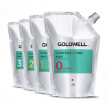 Goldwell (Голдвелл) Смягчающий крем (Sraight And Shine Agent 0, 1, 2, 3), 400 мл.